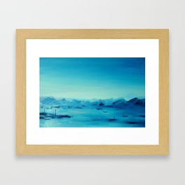 Lantau Island Framed Art Print