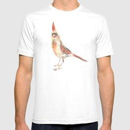 Lady Cardinal T-shirt