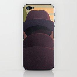 SUBWAY iPhone Skin