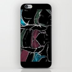 3  women  3 bodies - Negative  iPhone & iPod Skin