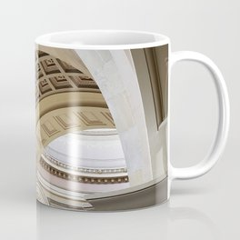 Wisconsin Capitol Building Arches And Angles Coffee Mug