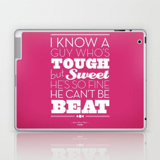 One Hit Wonder- I Want Candy, Pink Laptop & iPad Skin