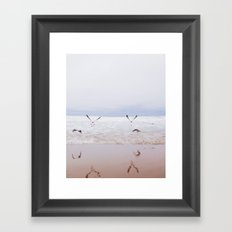Weightless Framed Art Print