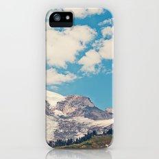 Mount Rainier iPhone (5, 5s) Slim Case