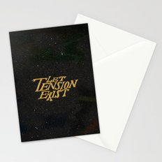 Tension Stationery Cards