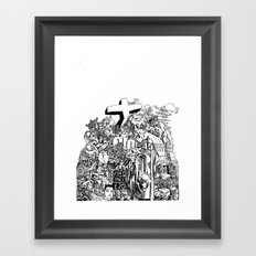 Mound III (from 'The Patriot's Daughter') Framed Art Print