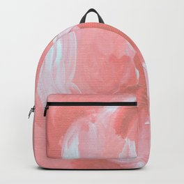 Rose Abstract Backpack