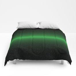 Green Orb N3 Comforters