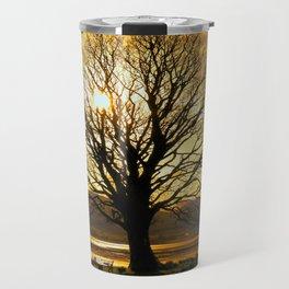 Tree of Fire Travel Mug