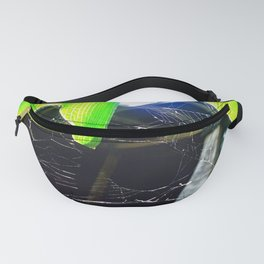 Web of Holes Fanny Pack