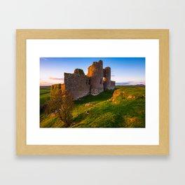 Castle Roche - Ireland Print(RR 256) Framed Art Print