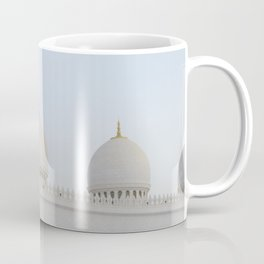 Sheikh Zayed Mosk in Abu Dhabi Coffee Mug