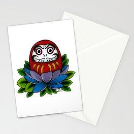 Daruma Doll Stationery Cards