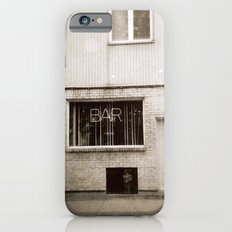 Montreal Bar with Holga iPhone 6s Slim Case