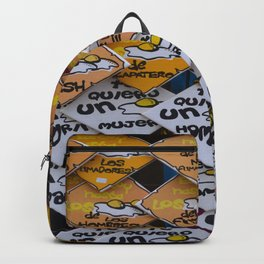 Huevos Backpack