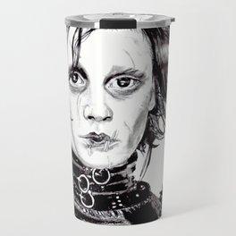 Edward Scissorhands - Johnny Depp Travel Mug