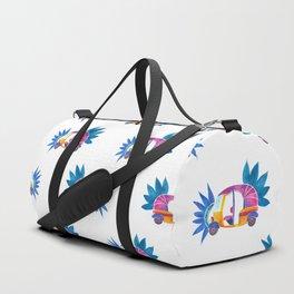 Groovy Rickshaw Duffle Bag