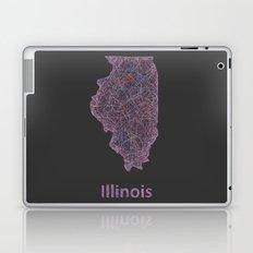 Illinois Laptop & iPad Skin