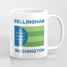 Bellingham, Washington Coffee Mug