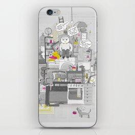 Crap Stuff iPhone Skin