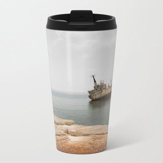 ISLAND STORIES XVII Metal Travel Mug