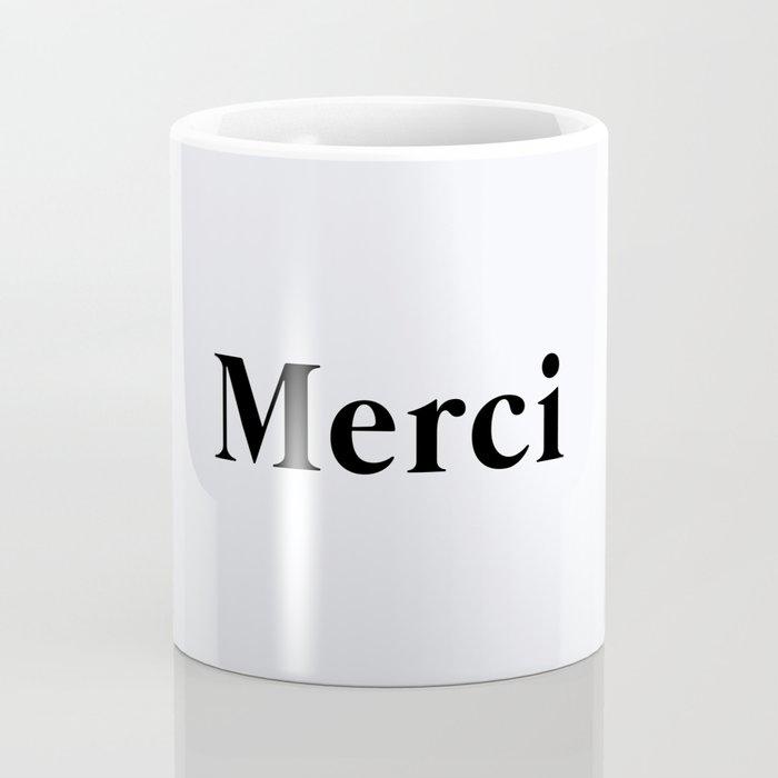 96. Thank You Coffee Mug