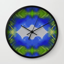 Acid Wall Clock