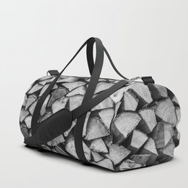 Firewood 1 Duffle Bag