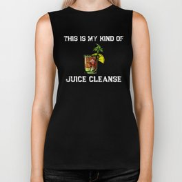 Bloody Mary This is My Kind of Juice Cleanse Biker Tank