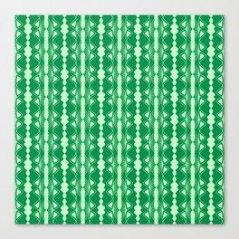 Saloon Wallpaper Mint Green Sap Green Country Wallpaper Molding Southwestern Design Pattern Canvas Print