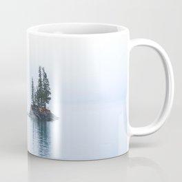 350. Minnewanka island, Banff, Canada Coffee Mug
