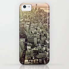 moody Manhattan iPhone 5c Slim Case