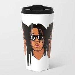 Migoss Cartoon T-Shirt Travel Mug