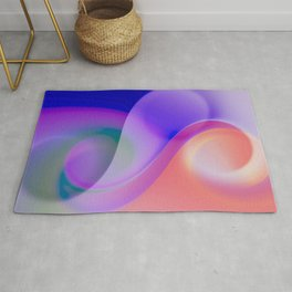 delicate colors -201- Rug
