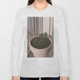 kumquat seedling 2017 Long Sleeve T-shirt