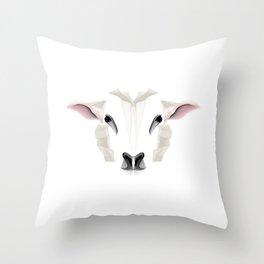 A sheepy matter! Throw Pillow