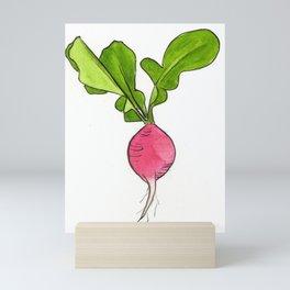 Radish Mini Art Print