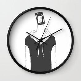 Mañana es mejor Wall Clock