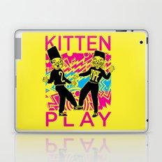 Kitten Play Laptop & iPad Skin