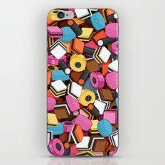 Allsorts iPhone & iPod Skin