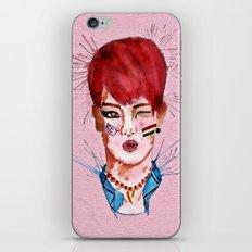 Key iPhone & iPod Skin