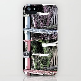 Ascend -into the warp- (Japan) iPhone Case