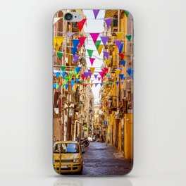 Naples, Italy iPhone Skin