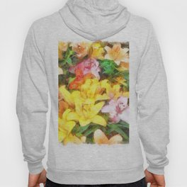 Lilies Love and Light Hoody