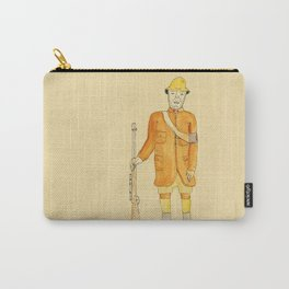 Drawings About Something: Carry-All Pouch