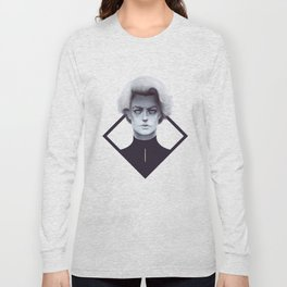 Gold and Gloom Long Sleeve T-shirt