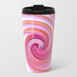 The whirl of life, W1.3A Travel Mug