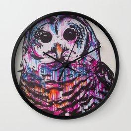 Something like an Owl Wall Clock