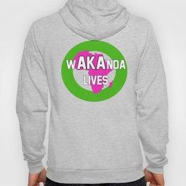 Wakanda Lives Hoody