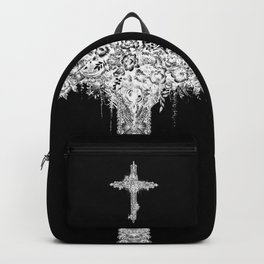 Silver Cross Backpack